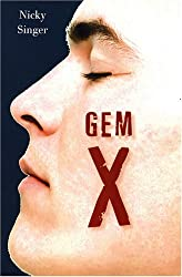 Gem X by Nicky Singer (2008-04-01)