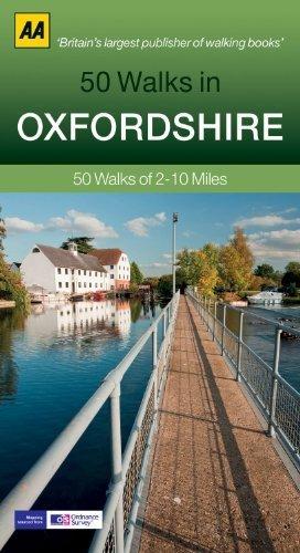 50 Walks in Peak District (AA 50 Walks Series) by AA Publishing (2013-04-30)