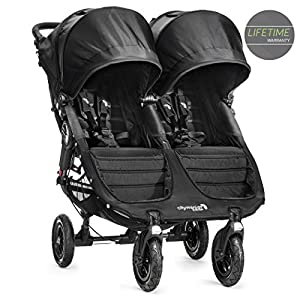 Baby Jogger City Mini GT Double Stroller Black   6