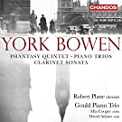 Bowen: Chamber Works [Gould Piano Trio] [Chandos: CHAN 10805]