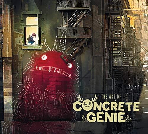 The Art of Concrete Genie (English Edition)