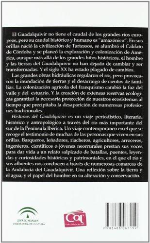 Historias del Guadalquivir por Pablo Santiago Chiquero