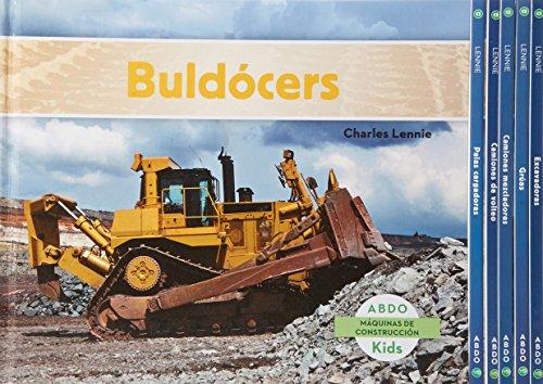 Maquinas de Construccin (Maquinas de Construccion) por Charles Lennie