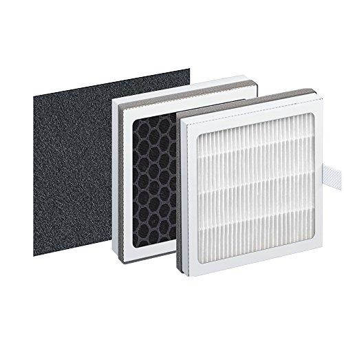 Aktivkohle Klimaanlage (Beurer LR 300 Nachkaufset, mit Vorfilter und Kombifilter (EPA E10 Filter, Aktivkohlefilter))