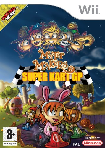 Myth Makers: Super Kart Gp (wii)