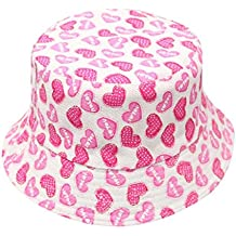 QUICKLYLY Sombrero Pescador con Algodón de Protectora del Sol Sombrero de Vaquero  Primavera Venaro para Bebés a3e148e9ab4