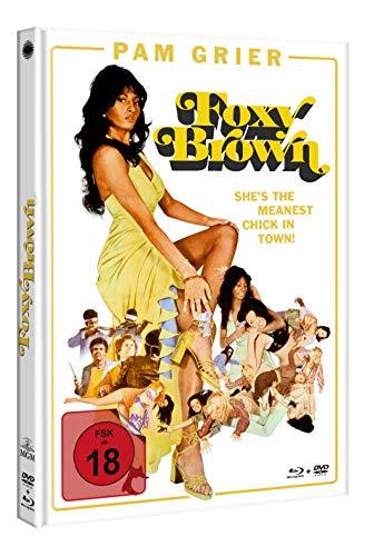 Foxy Brown - Limitiertes Mediabook auf 1000 Stück  (+ DVD) [Blu-ray]