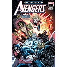Free Comic Book Day 2019 (Avengers/Savage Avengers) #1 (English Edition)