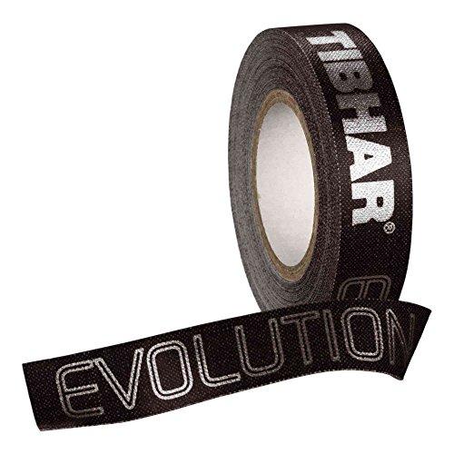 Tibhar Kantenband Evolution 12mm/5m, St, schwarz