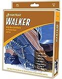 Yaktrax Walker safety anti-slip ice grips for regular footwear