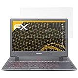 atFolix Panzerfolie kompatibel mit Samsung Odyssey Z Schutzfolie, entspiegelnde und stoßdämpfende FX Folie (2X)