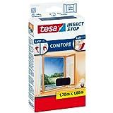 tesa Alu Comfort / 55914-00021-00 Moustiquaire pour lucarne Anthracite (Import Allemagne)