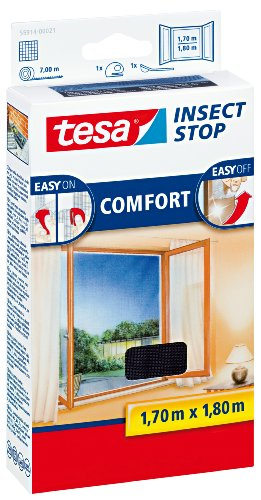 tesa-insect-stop-comfort-mosquito-nets-abs-synthetics-silver-1700-x-10-x-1800-mm