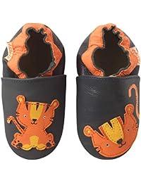 430e5eac0fd0c Amazon.fr   Tichoups - Chaussons   Chaussures bébé fille ...
