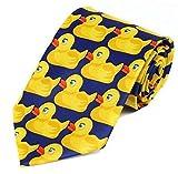 """Cravatta con paperelle, modello come Barney Stinson della serie tv """"How I Met Your Mother"""""""