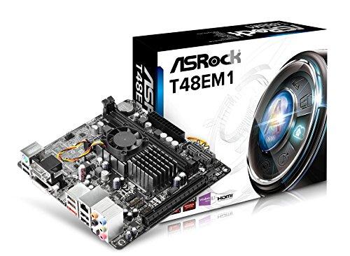 ASRock T48EM1 - Placa base Mini-ITX CPU integrada