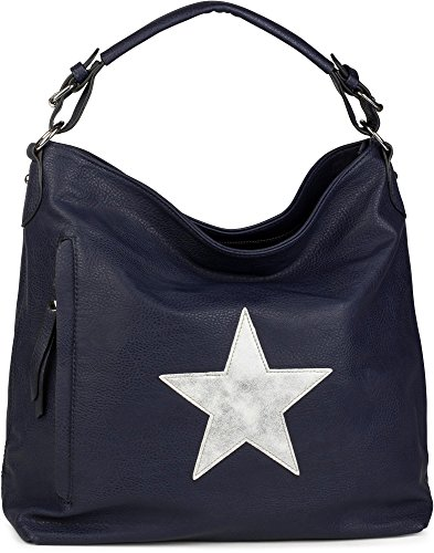 styleBREAKER sac à main shopper look vintage avec...