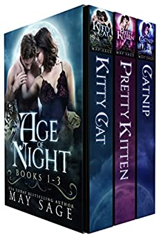 Age of Night: Book One to Three (English Edition) van [Sage, May]