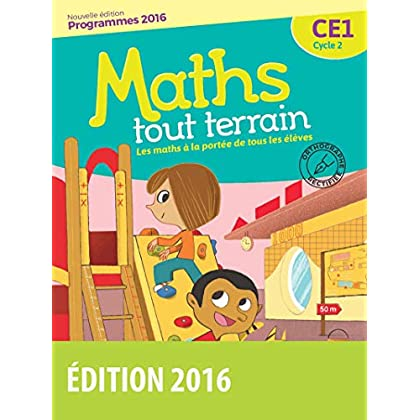 Maths tout terrain CE1
