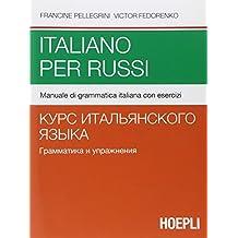 Italiano per russi pellegrini francine, fedorenko victor libro.