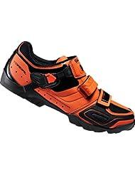 Shimano SH-M089O Schuhe Unisex orange 2016 Spinning-Schuhe MTB-Shhuhe