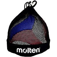 Molten Single Volleyball/Fußball Tasche, Schwarz