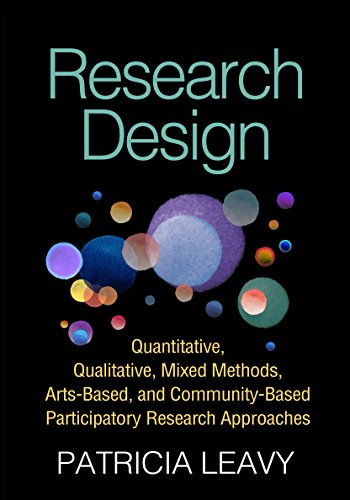 Research Design: Quantitative, Qualitative, Mixed Methods, Arts-based, And Community-based Participatory Research Approaches por Patricia Leavy