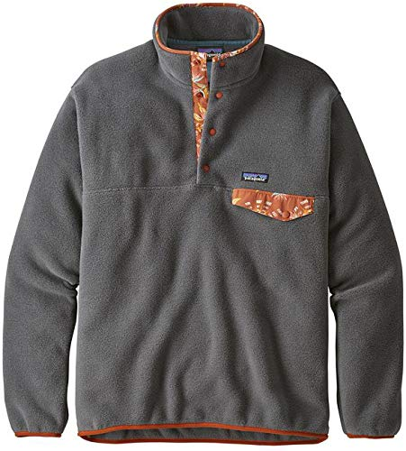 Patagonia Herren Sweater LW Synchilla Snap-T Sweater Patagonia Synchilla-snap