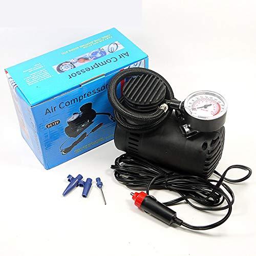 Preisvergleich Produktbild Luftpumpe Fahrzeugreifen Luftkompressor Tragbares Fahrzeug Elektrische kleine Luftpumpe
