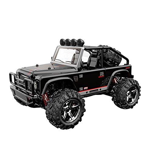 Preisvergleich Produktbild RC Fernbedienung Auto / Fahrzeug, Earthsafe Alle Gelände 4WD Rock Crawler RC Elektroauto im Freien mit 2,4 GHz Fernbedienung