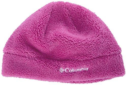 Columbia Damen Mütze W Pearl Plush Hat, Groovy Pink, One size, CL9045 - Pearl Plush Fleece