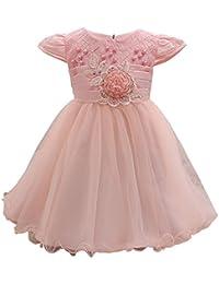 Vestido de niña de flores Vestido de dama de honor de la fiesta del vestido de fiesta de la princesa desfile formal…