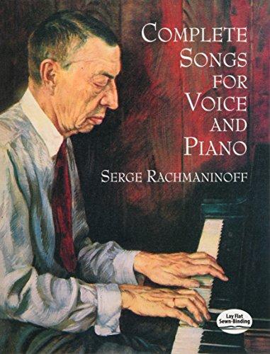 Preisvergleich Produktbild Complete Songs For Voice And Piano: Noten, Songbook für Gesang, Klavier (Dover Song Collections)