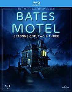 Bates Motel - Season 1-3 [Blu-ray] [2015] [Region Free]