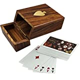 Box Holder for Playing Cards Card Vintag...