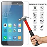 Jbtek MI Redmi Note 4 Hammer Proof Glass Armour Screen Protector. Not an normal glass tempered glass its a Temper Proof / Shutter Proof / Unscratchable / X10 HD Transparency / Flexible Screen protector made with Mixture of glass and GradeA plastic [Free USB LED Light Worth 189]