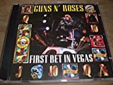 GUNS N' ROSES FIRST BET IN VEGAS 2 CD