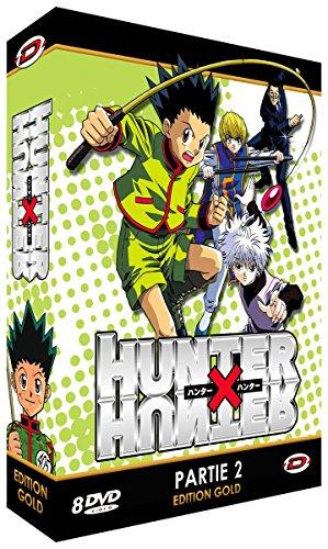 Hunter X Hunter - Partie 2 + OAVs - Edition Gold (8 DVD + Livret)