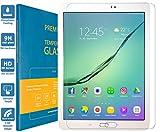 PREMYO Verre Trempé pour Samsung Galaxy Tab S2 9.7 Film Protection Écran pour Tab S2 9.7 Vitre Protecteur Compatible avec Samsung Tab S2 9.7 Dureté 9H Bords 2,5D Anti-Rayures sans Bulles Résistant