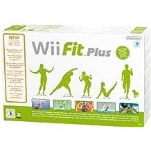 Wii - Fit Plus inkl. Balance Board