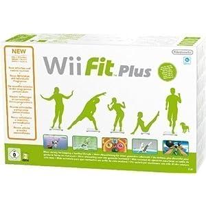 Wii – Fit Plus inkl. Balance Board