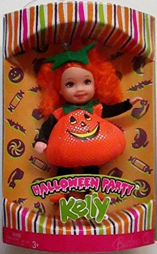 Barbie Sister Kelly Halloween Party Miranda Pumpkin (Barbie Kelly Und Halloween)