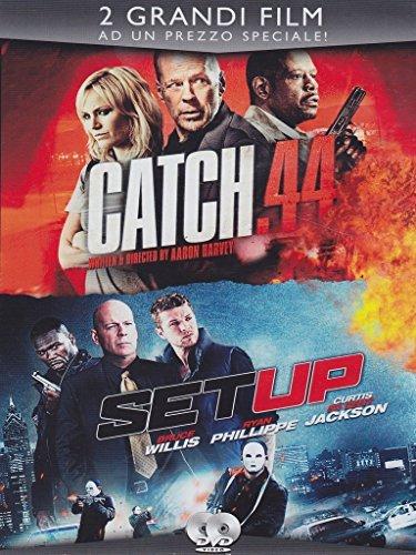 Preisvergleich Produktbild Catch .44 + Set Up [2 DVDs] [IT Import]