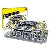 Giochi Preziosi 70490041 - 3D Stadion-Puzzle Signal Iduna Dortmund