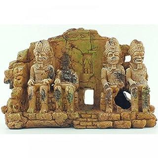 Aquarium Ornament Aztec Ruin Medium
