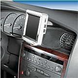 KUDA Navigations Konsole passend für Navi Opel Omega B ab 10/99 Mobilia / Kunstleder schwarz