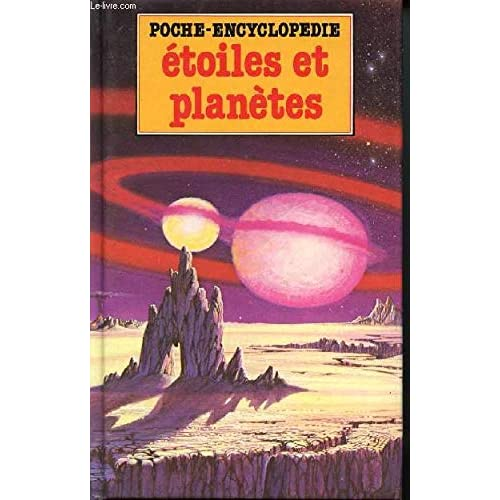 Étoiles et planètes (Poche-encyclopédie)