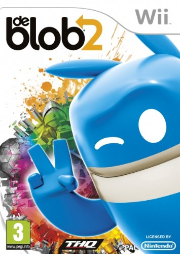 [UK-Import]De Blob 2 Game Wii