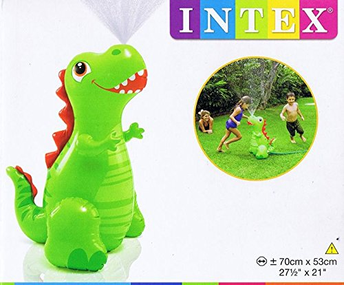 "Image of Intex 56598NP Water Sprayer ""Happy Dino"""