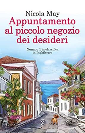 Appuntamento al piccolo negozio dei desideri (Cockleberry Bay Series Vol.  2) eBook: May, Nicola: Amazon.it: Kindle Store